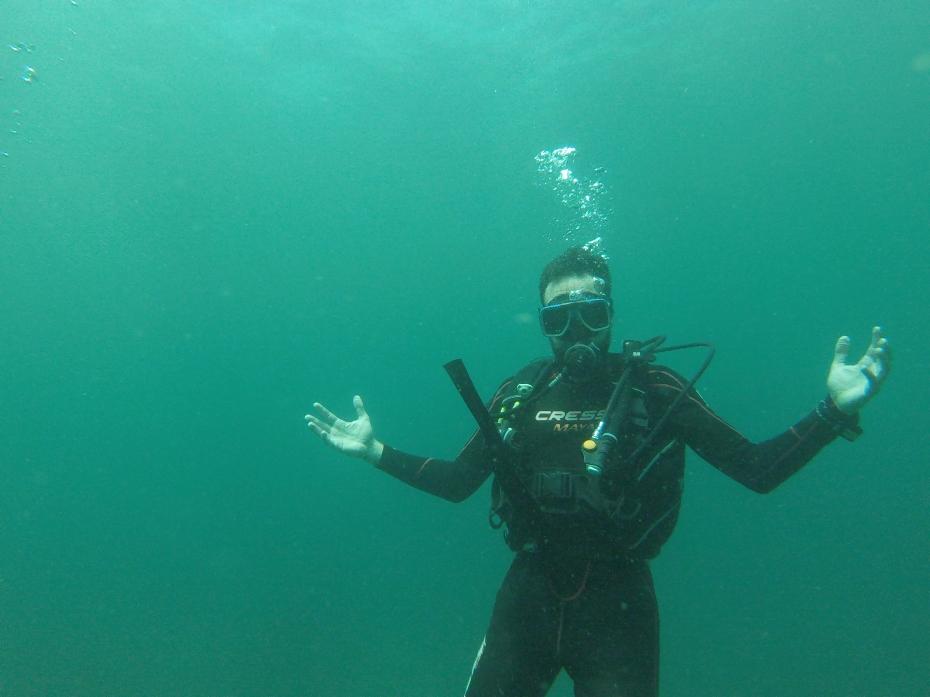 Advanced Diver Post