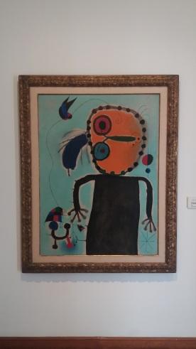 I like Miró