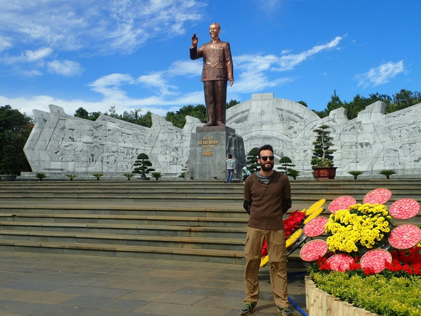 Learning more about Ho Chi Minh