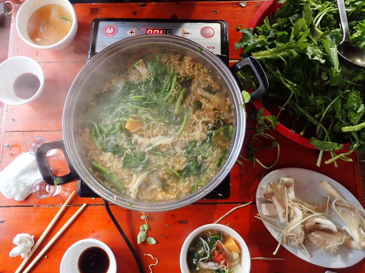 Hanoi and Around