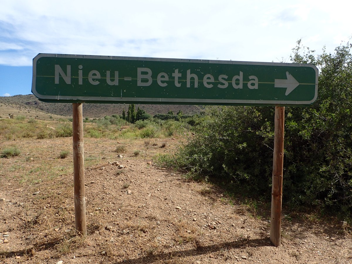 How I Got to Nieu-Bethesda Part 2